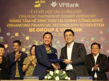 VPBank hợp tác cùng Be Group phát triển hệ sinh thái tài chính công nghệ