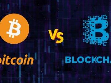 6 điểm khác biệt giữa Bitcoin và Blockchain