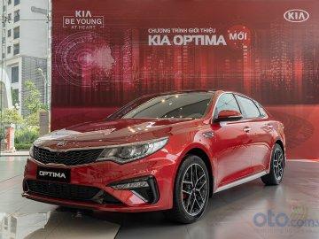 Ưu đãi lên tới 40 triệu đồng khi mua xe Kia Optima và Sedona
