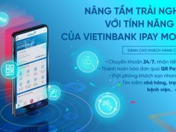 Hạn mức chuyển khoản Vietinbank Ipay tối đa bao nhiêu tiền?