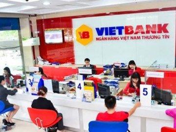 Giờ làm việc ngân hàng Vietbank mới 2019