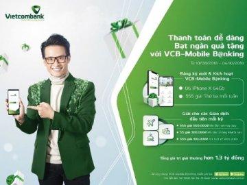 Quy định mới nhất về hạn mức chuyển khoản Vietcombank