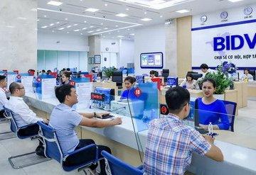 Ngân hàng BIDV giảm trần lãi suất cho vay xuống 5.5%/năm