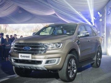 Ford Everest 2020 trình làng sớm tại Philippines, giá từ 884 triệu đồng