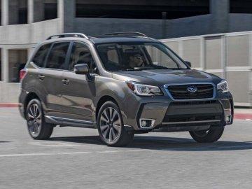 Bị lỗi động cơ, Subaru Forester bị triệu hồi tại Việt Nam