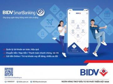 Hướng dẫn sử dụng Smart OTP BIDV bản cập nhật mới nhất