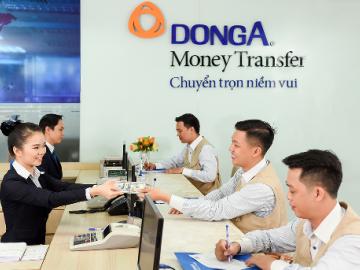 Dịch vụ kiều hối Đông Á Bank vô cùng tiện lợi