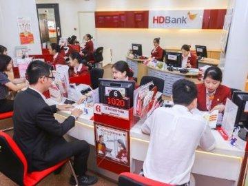 Giảm 30% khi mua sắm bằng thẻ HDBank
