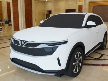 Lộ diện dòng xe Vinfast Crossover động cơ xăng và điện