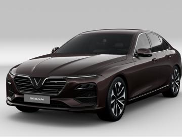 Miễn lãi vay hai năm đầu khi mua xe Lux VinFast