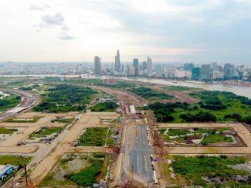 Hiệp hội Bất động sản TP.HCM kiến nghị không tăng khung giá đất