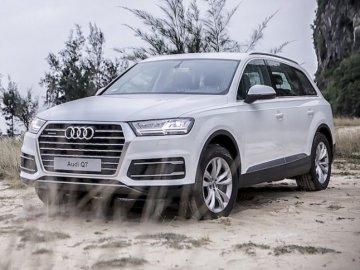 Audi Việt Nam ưu đãi Q5 và Q7 300 triệu đồng dịp Giáng sinh