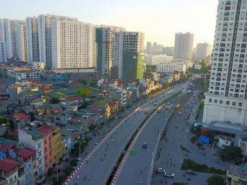 Giá chung cư Hà Nội tăng có nơi tăng đến 70% sau 4 năm
