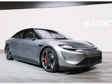 Sony ra mắt xe điện, chính thức lấn sân vào lĩnh vực xe hơi