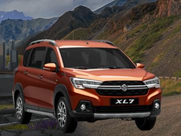 Suzuki XL7 phiên bản mới giá 390 triệu đồng hẹn ngày đến Việt Nam