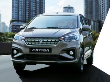 Có nên mua Suzuki Ertiga? Đánh giá xe Suzuki Ertiga chi tiết
