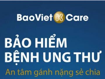 Bảo hiểm ung thư Bảo Việt K-Care