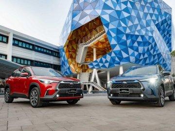 Toyota Corolla Cross 2021 chính thức trình làng, giá bán từ 720 triệu đồng
