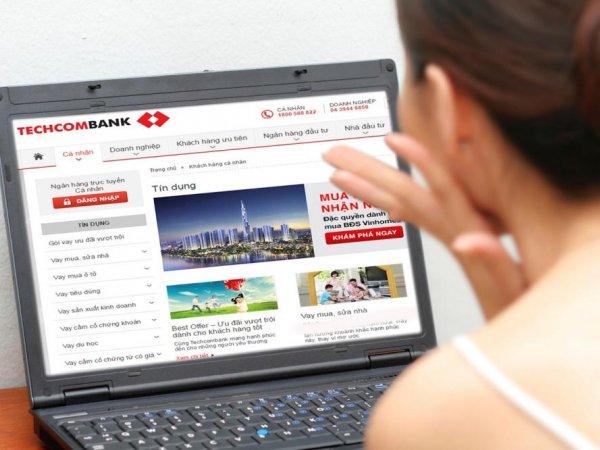 Gửi tiết kiệm online Techcombank có khó không?
