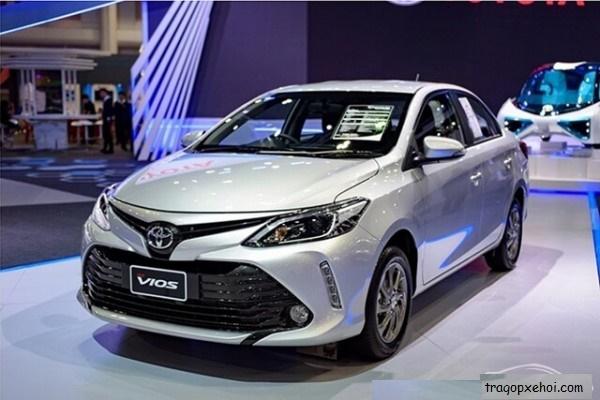 Khám phá thông tin mua xe Toyota Vios trả góp dễ dàng