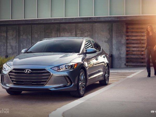 Tư vấn vay mua xe Hyundai Elantra trả góp lãi suất thấp nhất (2019)