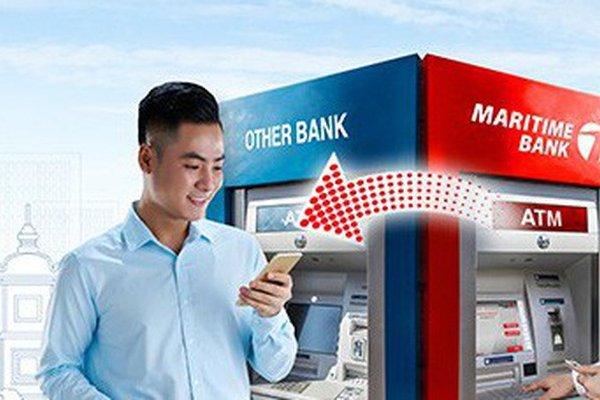 Phí chuyển tiền liên ngân hàng Maritime Bank là bao nhiêu?