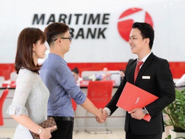 Đăng ký vay tín chấp maritimebank - Vay lên đến 24 lần thu nhập