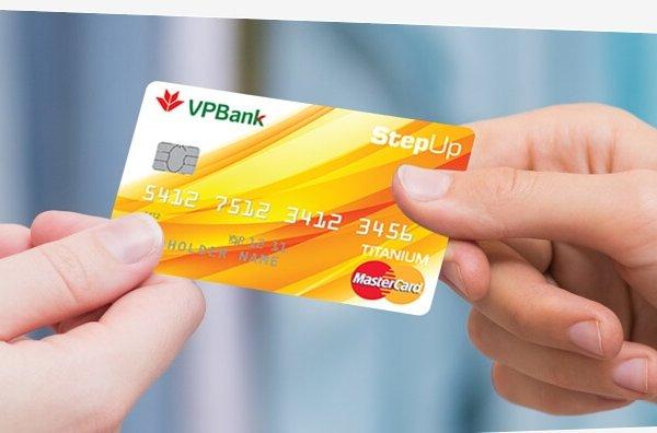 Lãi suất thẻ tín dụng VPBank hiện nay là bao nhiêu?