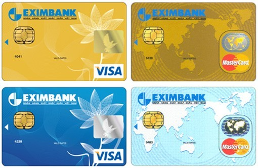 Thông tin lãi suất thẻ tín dụng Eximbank mới nhất