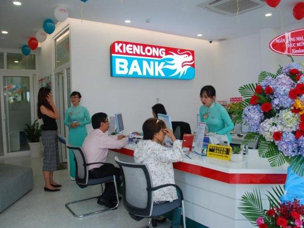 Thông tin lãi suất vay tín chấp Kienlong Bank hiện nay