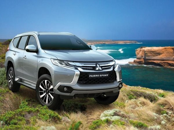 Tư vấn vay mua xe ô tô Mitsubishi Pajero Sport trả góp chi tiết