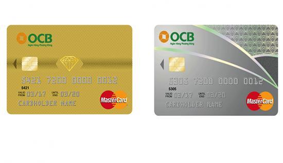 Điều kiện mở thẻ tín dụng OCB - Mở thẻ đơn giản hơn bao giờ hết