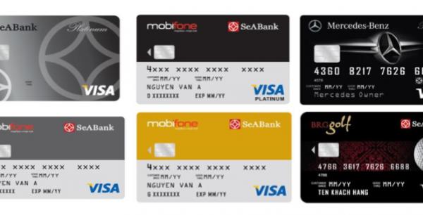 Cập nhật biểu phí thường niên thẻ tín dụng SeABank 2019