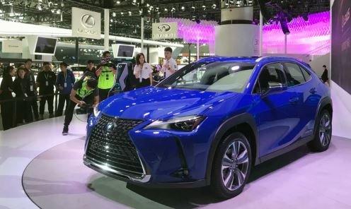 Xe Lexus chạy điện đầu tiên sẽ bán tại Trung Quốc từ đầu 2020