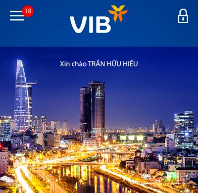 Mua vé máy bay dễ dàng qua ứng dụng MyVIB