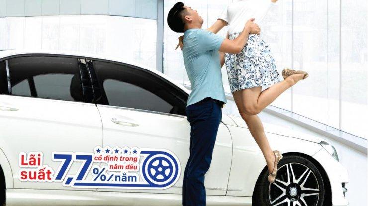 Vay mua xe ôtô Thaco chỉ từ 7,7%/năm tại ngân hàng BIDV