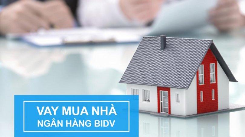 Lãi suất vay mua nhà BIDV tháng 7/2020 - Lãi suất ưu đãi 8%/năm