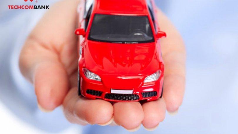 Vay mua xe ô tô tại Techcombank tháng 7/2020 - Lãi suất chỉ từ 8.19%/năm