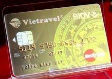 Ngân hàng BIDV - Thẻ Vietravel Mastercard Standard