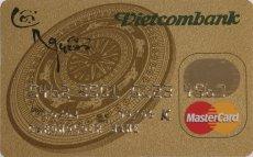 Ngân hàng VietcomBank - Thẻ Master Cội nguồn Vàng