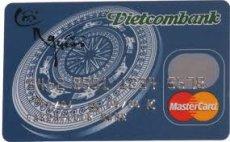 Ngân hàng Vietcombank - Thẻ Master Cội nguồn Chuẩn